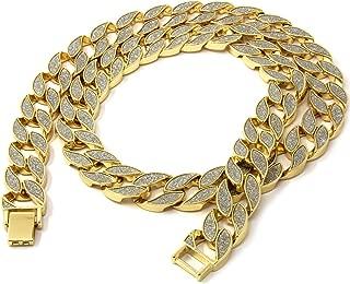 Mens Gold Heavy 30