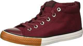 4a0428005c17 Converse Kids  Chuck Taylor All Star Street Cozy Mid Sneaker