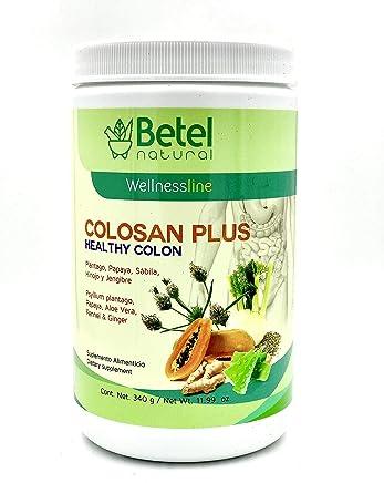 Colosan Plus - Healthy Colon All Natural Colon Cleanse with Probiotics - 340 g