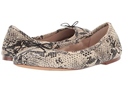 Sam Edelman Felicia (Beach Multi Pacific Snake Print Leather) Women