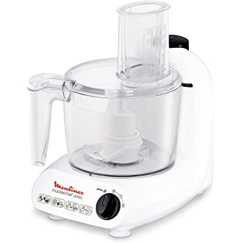 Moulinex Masterchef 3000 - Robot de cocina, 18 funciones: Amazon ...