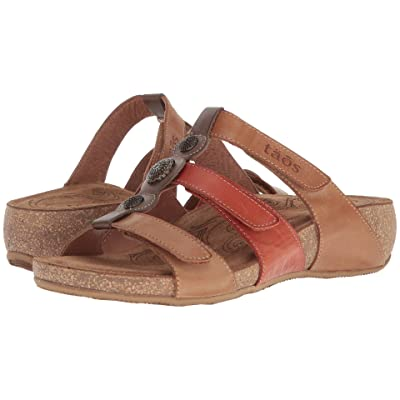 Taos Footwear About Time (Tan Multi) Women