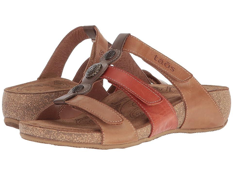 Taos Footwear About Time (Tan Multi) Women
