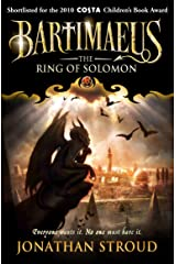 The Ring of Solomon (Bartimaeus Trilogy) Kindle Edition