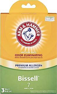 Arm & Hammer 62616HQ Bissell Style 7 Premium Allergen vacuum bags
