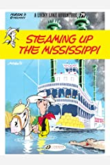 Lucky Luke - Volume 79 - Steaming Up the Mississippi Kindle Edition