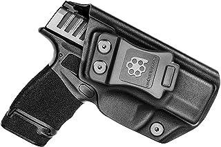 Amberide IWB KYDEX Holster Fit: Springfield Armory Hellcat Pistol   Inside Waistband  ..