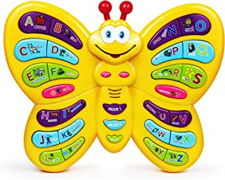 Talking Alphabet Toddler Learning Toys | Butterfly Sing a Long and Learn to Read Alphabet Preschool Learning Toys | Electr...