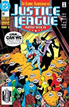 Justice League America (1987-1996) #55 (Justice League of America (1987-1996))