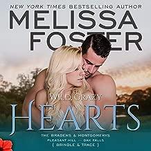 Wild, Crazy Hearts: The Bradens & Montgomerys: Pleasant Hill - Oak Falls, Book 4