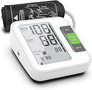 Blood Pressure Monitor, Fully Automatic Upper Arm Digital BP Machine with Cuff 8.7