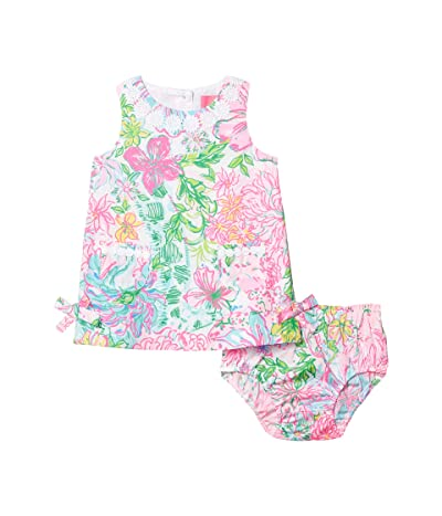 Lilly Pulitzer Kids Baby Lilly Shift Dress (Infant) (Multi Paradise Found) Girl