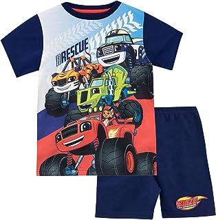Blaze and the Monster Machines Pijama para Niños Blaze y Los Monster Machines