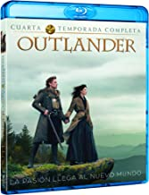 Outlander - Temporada 4 [Blu-ray]