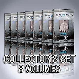 Full Kopec Chess DVD Collection (9 Volumes + Special Gift)