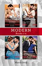 Modern Box Set 1-4/The Sheikh's Secret Baby/Contracted for the Spaniard's Heir/A Wedding at the Italian's Demand/Heiress's...