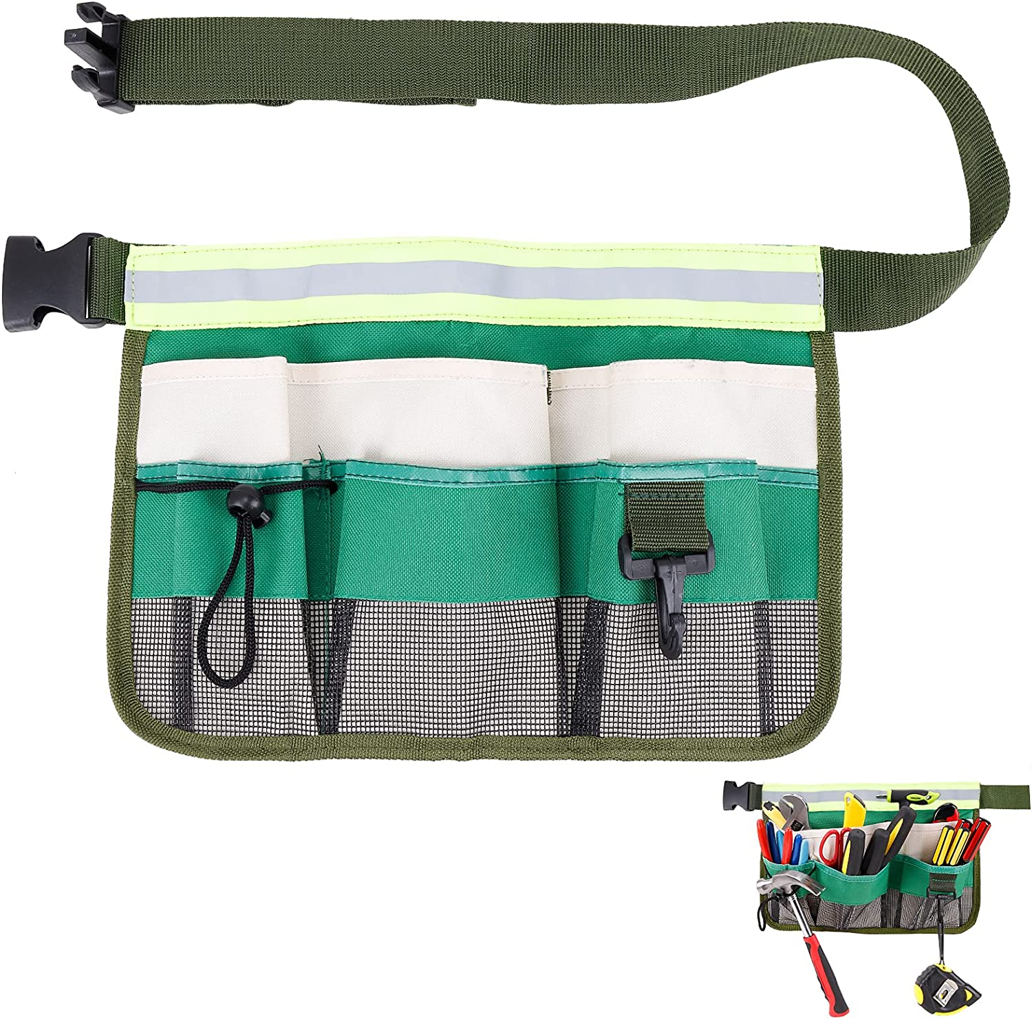SIXWOOD Tool Pouch Topics on New Shipping Free Shipping TV with Adjustable Belts fo Toolbelt Waterproof