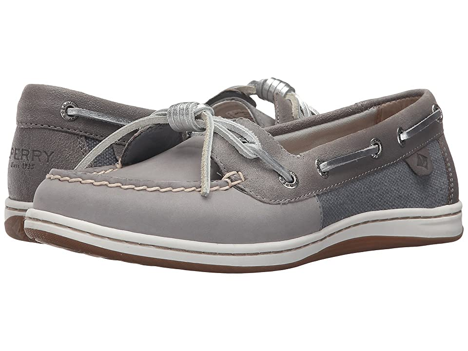 Sperry Barrelfish (Light Grey) Women