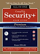 CompTIA Security+ Certification All-in-One Exam Guide, Premium Fourth Edition with Online Practice Labs (Exam SY0-401) (En...