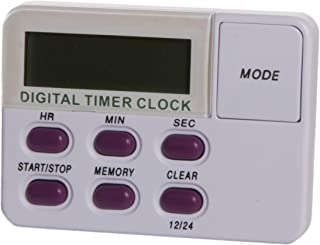 H-B DURAC Single Channel Electronic Timer with Memory and Clock and Certificate of Calibration (B61700-3000)