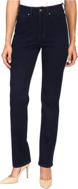 Suzanne Straight Leg/Love Denim in Indigo