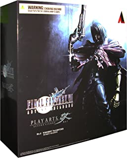 FINAL FANTASY VII ADVENT CHILDREN Play Arts Kai KAI-Vincent Valentine-(Japan Import)