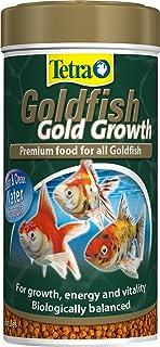 Tetra Goldfish Gold Growth Food, 113g