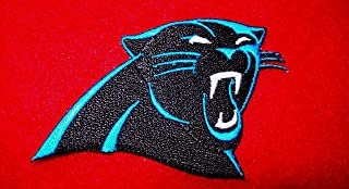CAROLINA PANTHERS IRON ON patches patch FOOTBALL NFL SUPER BOWL