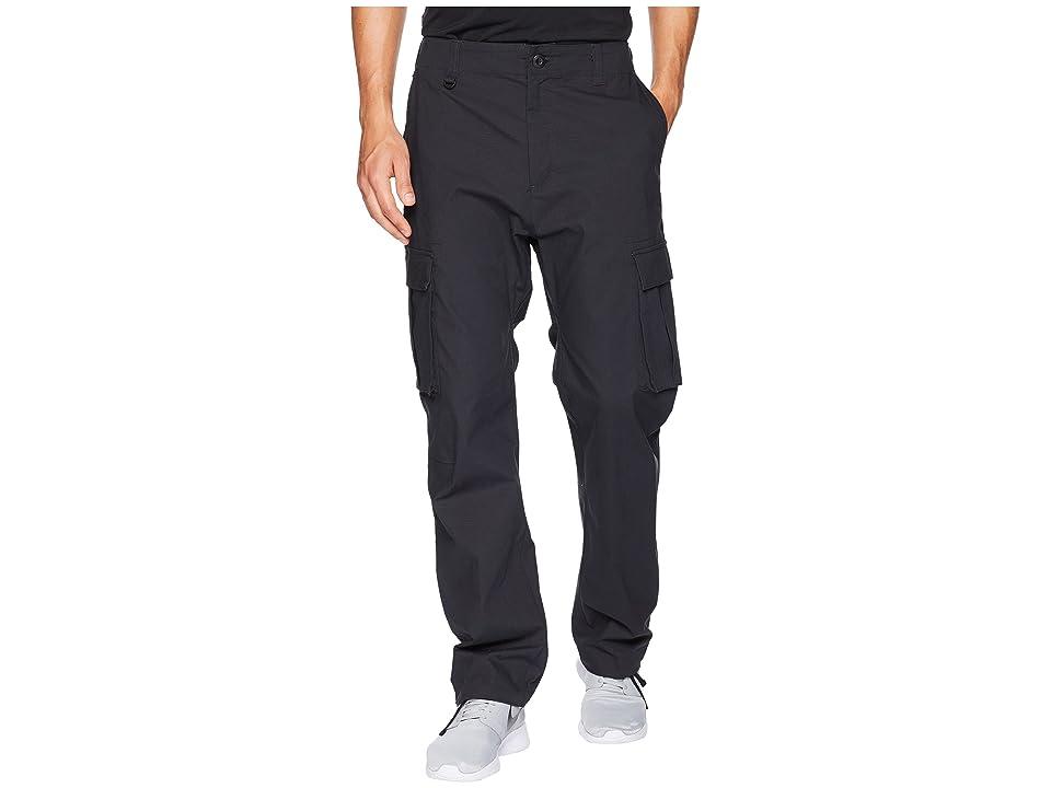 Nike SB SB Flex Pants Fit to Move Cargo (Black) Men