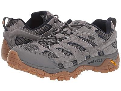 Merrell Moab 2 Waterproof (Charcoal) Men