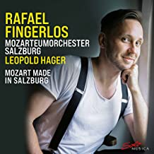 Mozart: Made In Salzburg [Rafael Fingerlos; Mozarteumorchester Salzburg; Leopold Hager] [Solo Musica: SM377]