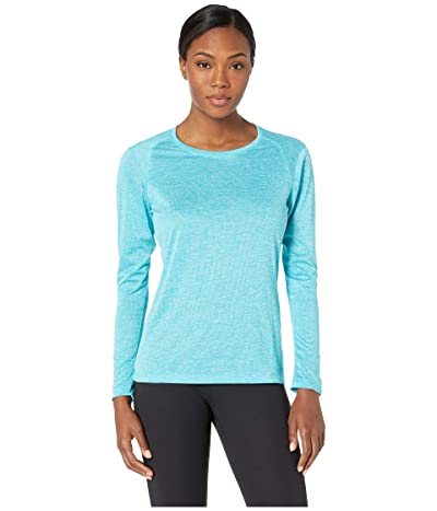 White Sierra Bug Free Trail Long Sleeve Tee (Peacock Blue) Women