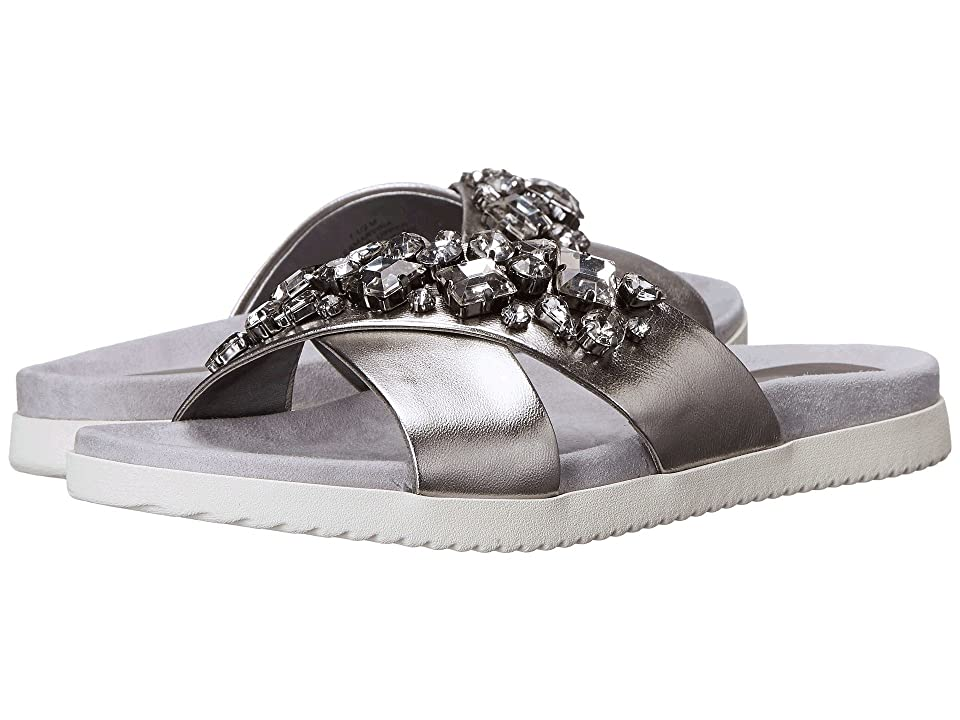 Easy Spirit Marvina (Dark Silver Leather) Women