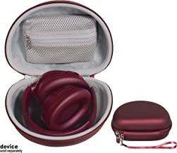 CaseSack Customized Headphones Protective Case for Skullcandy Crusher COWIN SE7 Active Noise Cancelling Headphones Bluetooth Headphones Wireless Headphones (Purple)