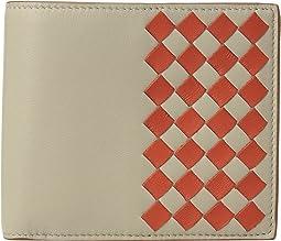 Bottega Veneta - Intrecciato Check Wallet