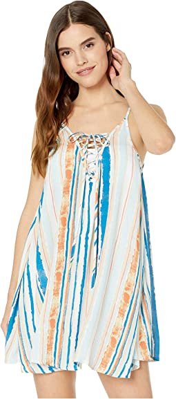 1b37cfb05a Roxy windy fly away dress cover up | Shipped Free at Zappos