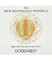 Dogeared - New Beginnings Mandala Center Star Ring