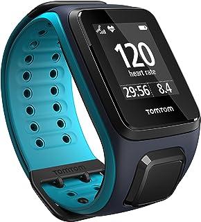 TomTom Runner2 - Reloj deportivo, color turquesa / azul, talla L (143-206 mm)