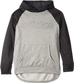Color Block Hooded Sweatshirt (Big Kids)