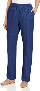 Alfred Dunner Women's Short Length Pant