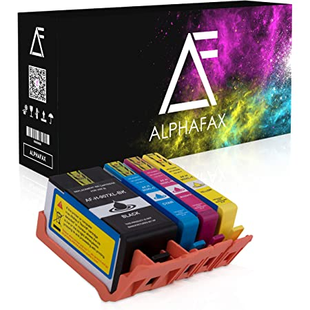 Af Ink Cartridges With Chip For Hp No 903xl 907xl 1 1 1 Bk 57ml Cmy 14 Ml Each Compatible Bürobedarf Schreibwaren