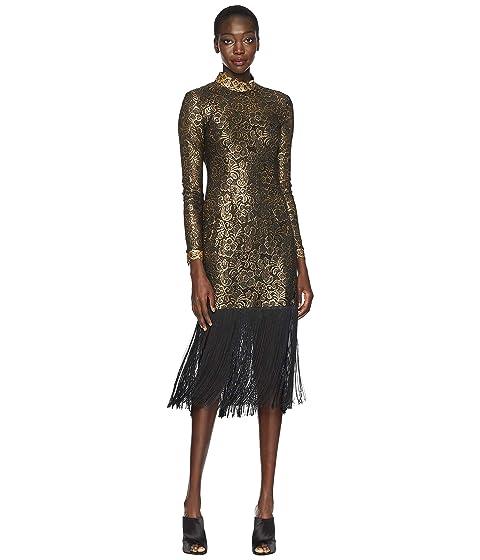 Rachel Zoe Hunter Fringe Dress