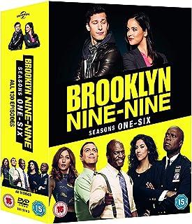 Brooklyn Nine Nine Season 1-6 DVD