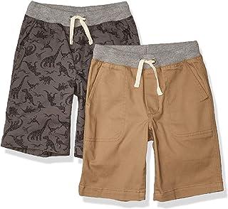 Amazon Essentials Pantalones Cortos de Meter Niños