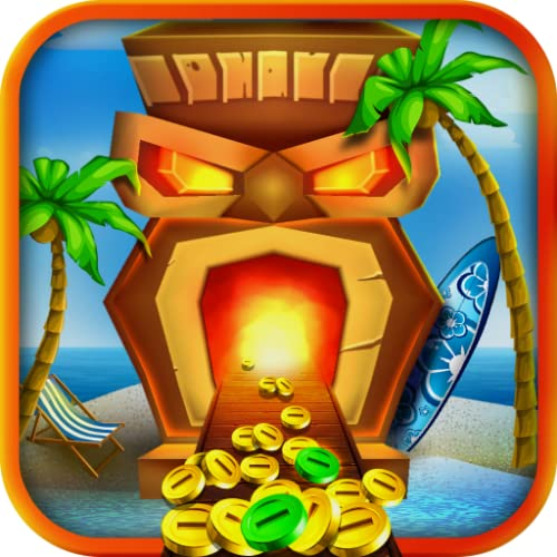 Beach Dozer - Coin Pusher Game