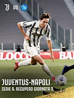 Stagione 2020/21. Serie A. Giornata 3 Recupero. Juventus-Napoli.