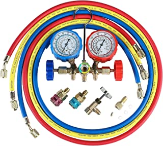 Best r134a manifold gauge set Reviews