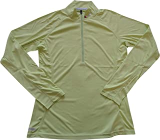 Berghaus argentium tech tee Base Zip Long Sleeve AF top 420835 US 10