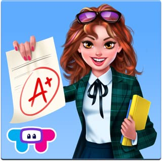 Fashion School Girl - Makeover & Dress Up Friends