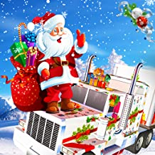 Christmas Gift Delivery: Euro Truck Simulator 3D